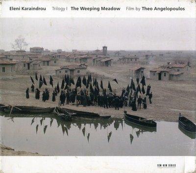 《絕版專賣》悲傷草原 / The Weeping Meadow 電影原聲帶 (德版.半銀圈.有外紙盒)
