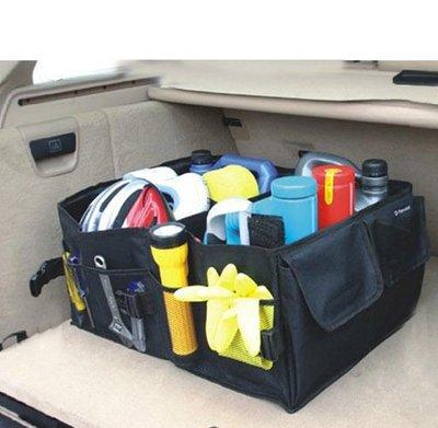 海馬寶寶【M5110851】多功能可折疊汽車後車廂分隔收納袋 置物袋 儲物袋
