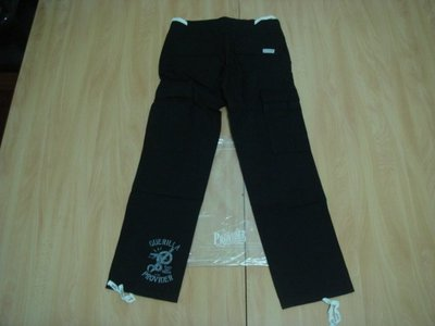 "全新正品 Provider  F/W GUERILLA ""Sweat Pants"" 黑色 SZ:S XL 原價2400"