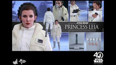 (N)開封品 Hottoys MMS423 Princess Leia 莉亞公主 Star Wars 星球大戰 1/6