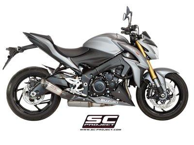 【SC】SUZUKI GSX-S1000 GSX-S1000F S1000 S1000F 尾段管 S1系列 17-18