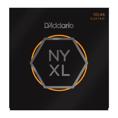 〖好聲音樂器〗Daddario 電吉他弦 NYXL1046 (10-46) Nickel Wound 弦