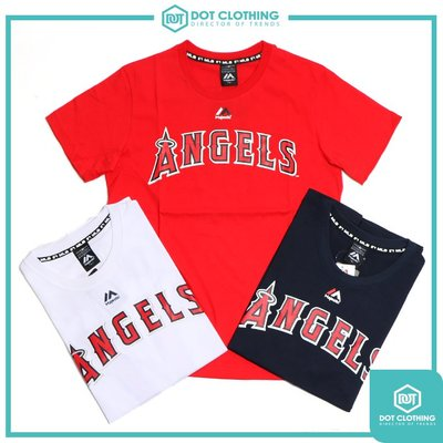 DOT聚點 創信 MLB ANGLES 天使隊 大谷翔平 Ohtani 17背號 球衣 棉質 短T 3色 紅白 深藍