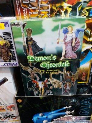 皆旺skytoy 高價收購玩具店惡魔棋 設定畫集 連女妖精ㄧ隻