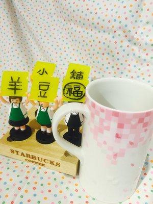 【羊豆腐舖舖】##獨家商品##星巴克 日本櫻花馬賽克馬克杯**全新品清倉特價**