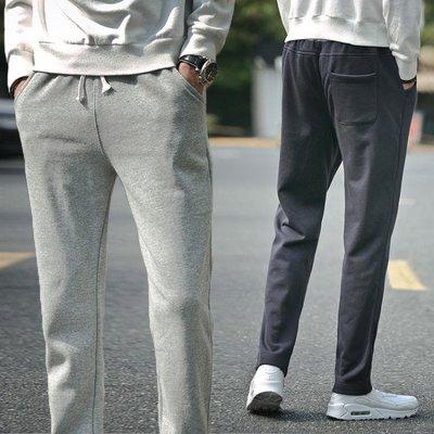 春夏季薄款寬鬆男士運動褲男直筒大碼 LQ3611