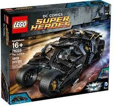 Lego 76023 Super Heros The Tumbler