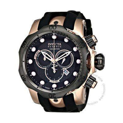 Invicta Men's 0361 Venom Chronograph男士手錶