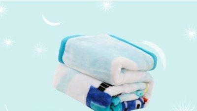 毛毯 兒童嬰兒毛毯雙層加厚幼兒園寶寶珊瑚絨小毛毯被子絨毯