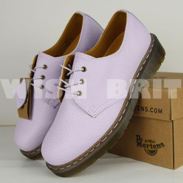 【~希望~完美馬汀】Dr. Martens 1461 三孔 QQ PEARL ~七天鑑賞免運~  粉紫 女鞋