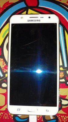 $${故障機}三星Samsung Galaxy j7(J00f)白色$$