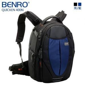 【新鎂】BENRO百諾 鋒行 QUICKEN 400N 雙肩攝影背包