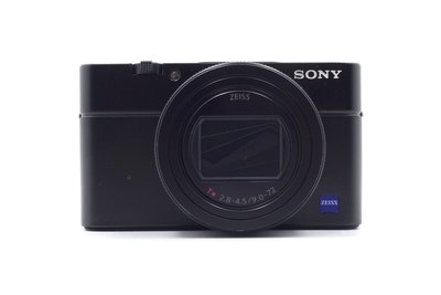【台中青蘋果】Sony Cyber-shot DSC-RX100 VI RX100M6 二手 數位 相機 #59470