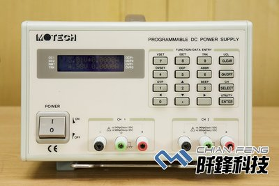 【阡鋒科技 專業二手儀器】Motech 茂迪 PPS-1205 60V/1A GPIB 可程式電源供應器