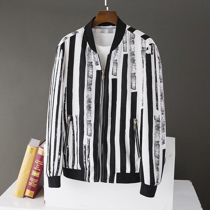 [C.M.平價精品館]新品特價170~190別緻帥氣遮陽防冷百搭舒適雙拉鏈口袋休閒夾克/外套