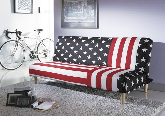FA-206-1美國沙發床/大台北區/家具/餐桌椅/衣櫃/系統家具/沙發/床墊/茶几/高低櫃/1元起