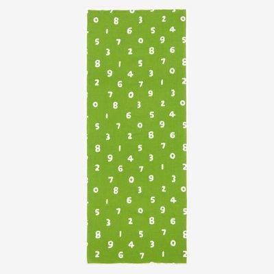 [現貨35*90公分] 京都 SOU SOU  伊勢木棉 生地/布料 - 萌綠 #口罩布