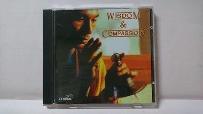【鳳姐嚴選二手唱片】 Wisdom & Compassion:Tibetan Music for Meditation