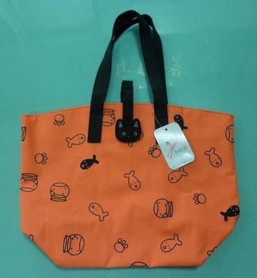 全新Malis 卜力貓提包 環保購物袋 手提袋(SOGO