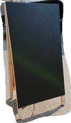 zakka糖果臘腸鄉村雜貨坊      木作類..Andia 雙面黑板(優惠指示牌開店用品指標路標兒童繪畫板工作室招牌)