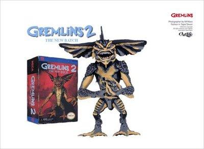 ArtLife @ NECA 2015 Gremlins 2 Mohawk Video Game 小精靈 龐克魔怪