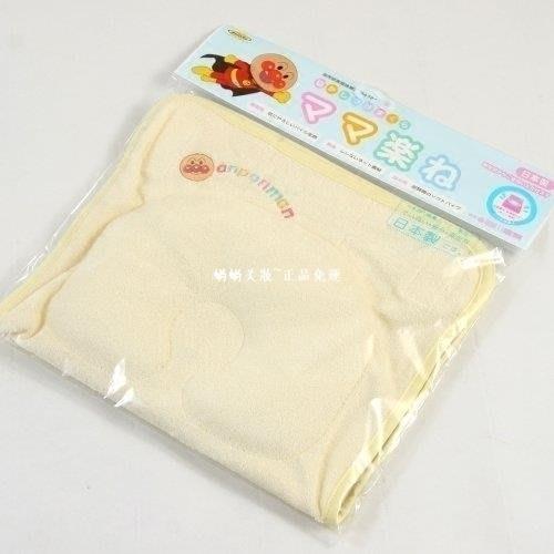 日本西川面包超人新生兒定型枕防偏頭授乳枕全棉嬰兒枕頭