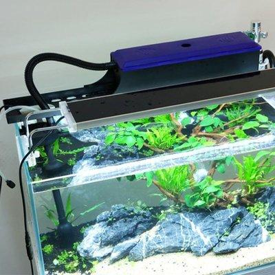 魚缸三合一過濾器上濾水族箱潛水泵靜音循環增氧外置濾盒 【全館限時免運】