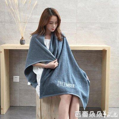 浴巾 毛巾浴巾純棉成人個性柔軟全棉可愛超強吸水韓版大浴巾超大號女款