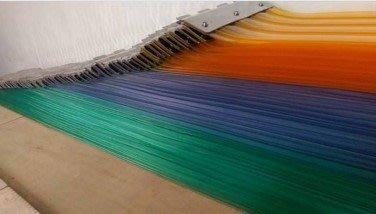 剛昱科技PVC條狀塑膠門簾/PVC門簾/軟質PVC門簾