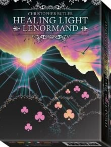 【預馨緣塔羅鋪】現貨正版療癒之光雷諾曼神諭卡Healing Light Lenormand(全新38張)