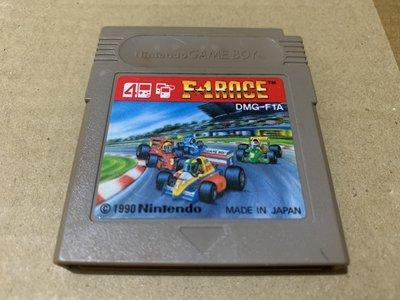 幸運小兔 GB遊戲 GB F1 RACE F1賽車 一級方程式賽車 任天堂 GameBoy GBC、GBA 適用 F2