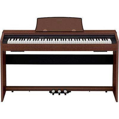 ♪ Your Music 愉耳樂器♪CASIO PX-770 卡西歐 88鍵數位鋼琴 電鋼琴 滑蓋式 咖啡色
