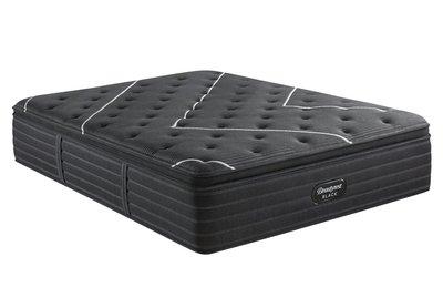 美國原裝席夢思 BLACK K-Class firm pillow top
