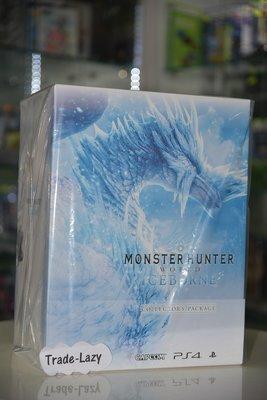 (全新送手巾+環保袋) PS4 Monster Hunter World: Iceborne MHW 芒亨 (行貨中文Collector's Package)