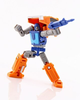 魔方 MS-TOYS 巨人國MS-B16魯莽小比例Strong Man變形玩具金剛--朵朵云