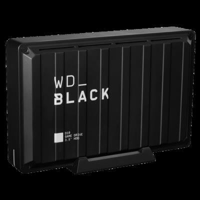 WD_Black D10/WD西部數據硬碟8T 8T隨身硬碟 12T高速硬碟Xbox one