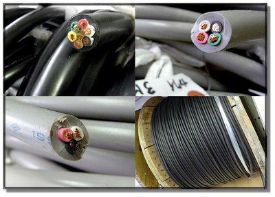【工匠家居生活館 】宏泰 電纜線 5.5mm 平方 2芯 被覆電纜線 1捲100公尺 600V PVC電纜