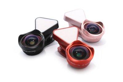 ONAIR AI058 HD 高清抗變形 補光燈 廣角鏡頭 微距 二合一 手機鏡頭 微距鏡頭 HD鏡頭 高清鏡頭 鏡頭