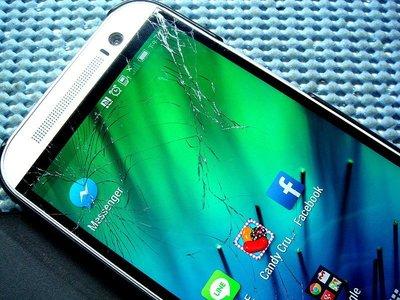 *電玩小屋* HTC 手機維修 ONEX NEW ONE M7 M8 液晶螢幕 總成 m8 螢幕玻璃破裂