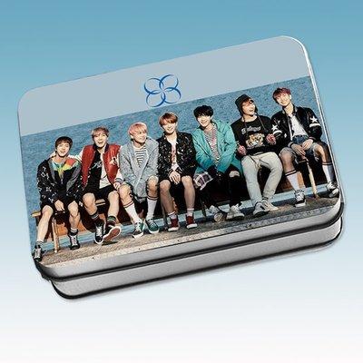 現貨!BTS 防彈少年團 YOU NEVER WALK ALONE 拍立得 照片 小卡 LOMO卡,30張,附鐵盒。C款
