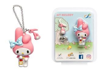 成人版 3D八達通配飾 Sanrio Characters 3D Octopus Ornaments - My Melody