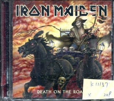*真音樂* IRAN MAIDEN / HEATH ON THE ROAD 二手 K11157 (封底破) (下標賣1)