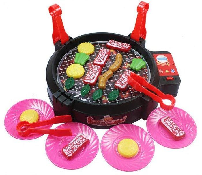 【W先生】兒童烤肉/兒童燒烤/BBQ/烤肉玩具