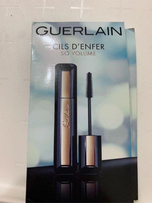 GUERLAIN 嬌蘭G651114睫毛小惡魔無限延伸濃黑睫毛膏有效期限202005