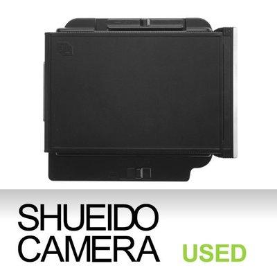集英堂写真機【全國免運】中古 / FUJI FUJIFILM GX680 GX 680 POLAROID 拍立得 片盒 6324