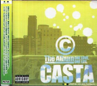 K - CASTA - The Album ONE LOVE ONE LIFE - 日版 - NEW