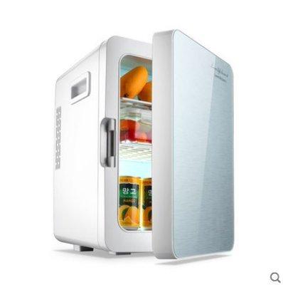 【興達生活】德國coob 20L車載冰箱迷妳小冰箱小型家用制冷宿舍車家兩用冷藏箱`25653