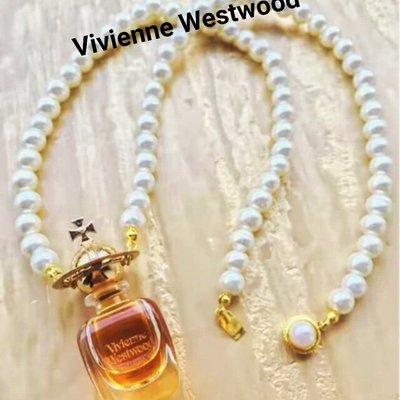 Vivienne Westwood 香水瓶珍珠項鍊