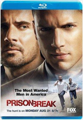 【藍光電影】越獄第二季:亡命天涯  越獄  Prison Break S02 (2006)   共 6碟