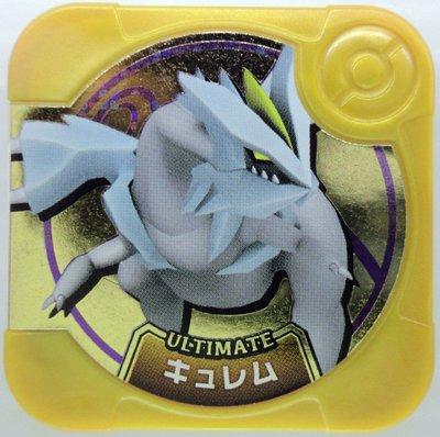 神奇寶貝 Pokemon Tretta 第八彈 U2彈 酋雷姆 金卡 U2-XX 究極金卡 全新 附卡套 台北市